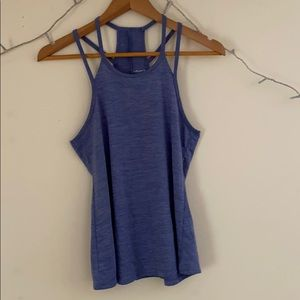 Layers Athletic Tank Top